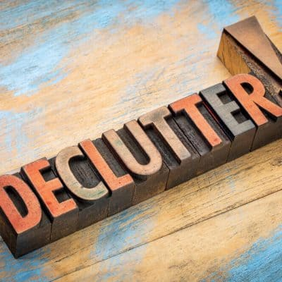 What To Do With Clutter Once You've Decluttered