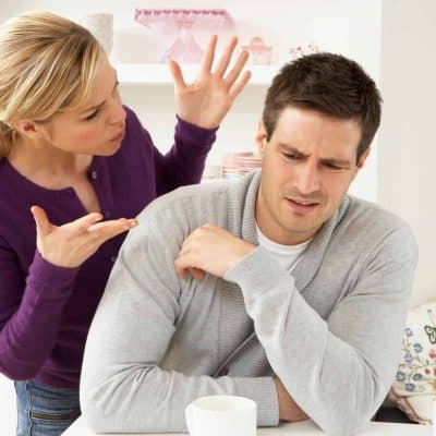 How To Stop Nagging Your Husband and Get Help Around the House