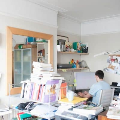 How to Obliterate Your Paper Clutter Problem