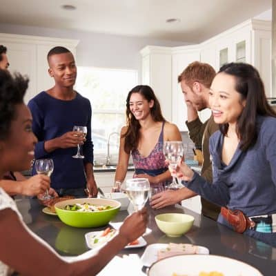 9 Tips To Make Your Party Guests Feel Welcome