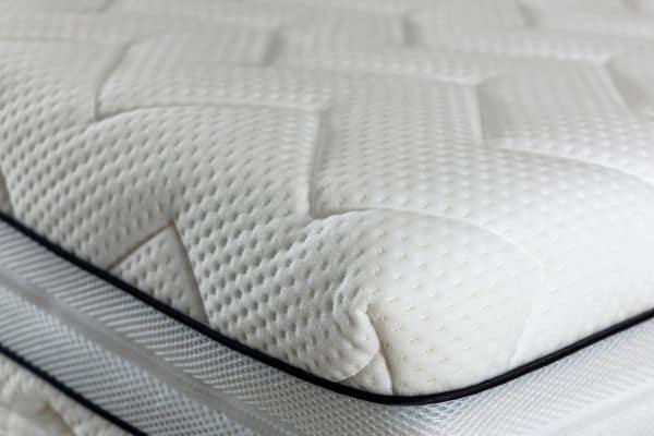 fresh and clean mattress